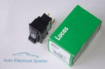 lucas 39314 159SA 3 position light switch